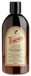 Thieves Fresh Essence Plus Munvatten