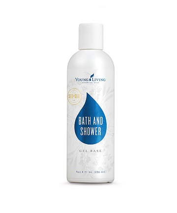 Bath & Shower Gel Base 236ml  沐浴露