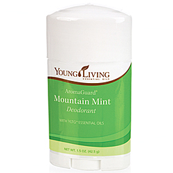 Image result for Young Living Mountain Mint deodorant