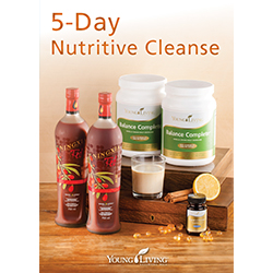 Brochure, 5-Day Nutritive Cleanse