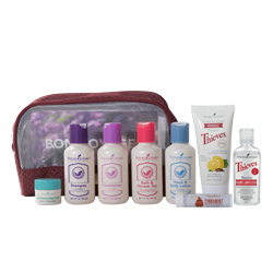 Bon Voyage Travel Pack