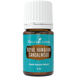 Aceite Esencial de Royal Hawaiian Sandalwood