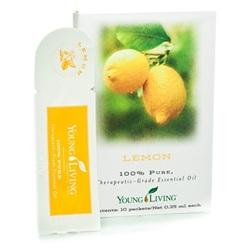 Muestra de Aceite Esencial - Limón