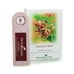 Thieves Essential Oil Sample - 10ct