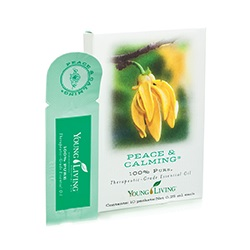 Peace & Calming Essential Oil Sample 10pk