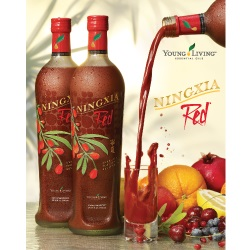 NingXia Red Booklet