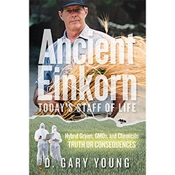 Book, Ancient Einkorn: Today's Staff of Life