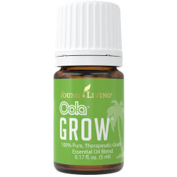 Oola Grow Essential Oil Blend