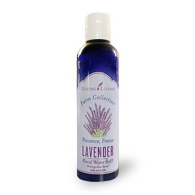 Lavender Floral Water Refill - 250 ml