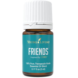 Friends Inspired by Oola Essential Oil Blend