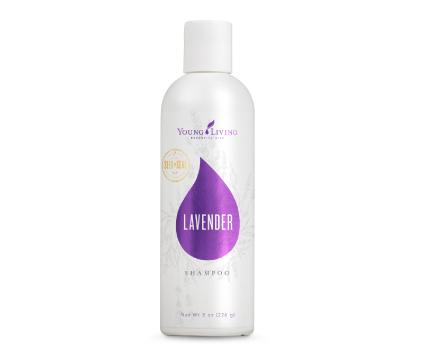 Tuuheuttava laventelishampoo (Lavender Volume Shampoo)