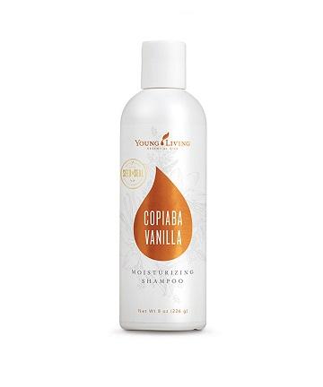 Syampu Rambut Copaiba Vanilla