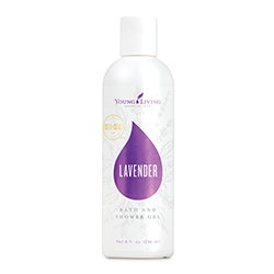 Bath & Shower Gel - Lavender