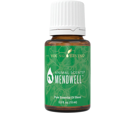 Animal Scents- Mendwell - 15ml