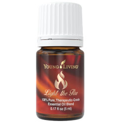 Light the Fire Essential Oil Blend
