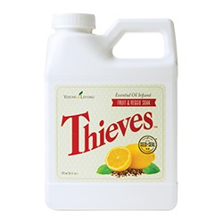 Thieves Fruit & Veggie Soak 473ml