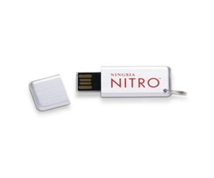 Nitro USB Drive - 8GB