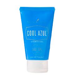 Gel deportivo Cool Azul