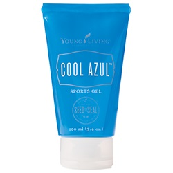 Cool Azul Sports Gel 100ml
