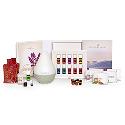 Premium Starter Kit with Dewdrop Diffuser and Oils