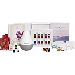Premium Starter Kit with Dewdrop Diffuser
