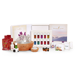 Premium Starter Kit with Aria Diffuser with Oils
