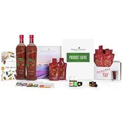Sada Premium pro začátečníky s olejem NingXia Red
