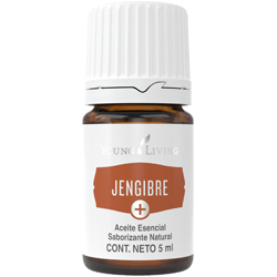 Jengibre Plus - 5ml