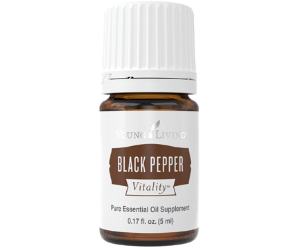 Black Pepper Vitality