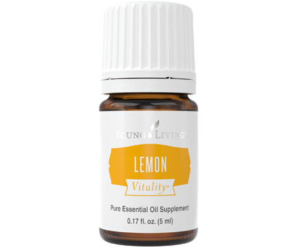 Image result for vitality lemon essential oil