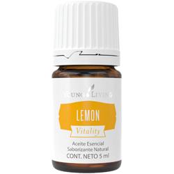 Aceite Esencial de Limon Vitality