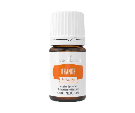 Aceite Esencial de Naranja Vitality