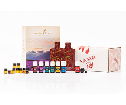 Kit de inicio premium con Ningxia Red - Individuales