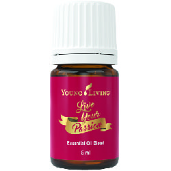 Live Your Passion Essential Oil