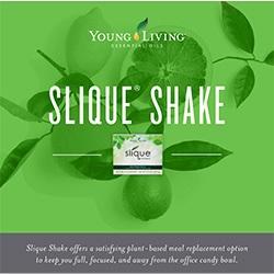 Slique Shake Brochure - 25 pk