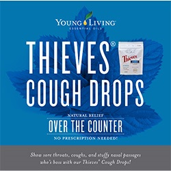 Thieves Cough Drops Brochure - 25 pk