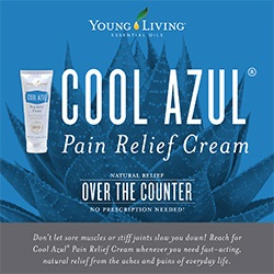 Pain Relief Cream Brochure