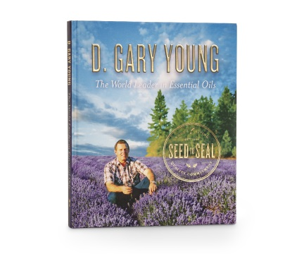 D. Gary Young, The World Leader in Essential Oils