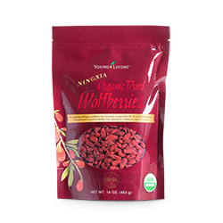 Ningxia Wolfberries (Dried)