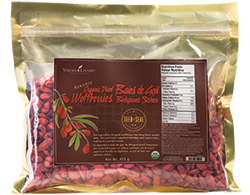 Organic Dried Wolfberries