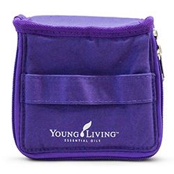 Essential Oil Case -Sml Purple